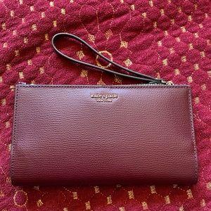 New Kate Spade ♠️ Long wallet/wristlets